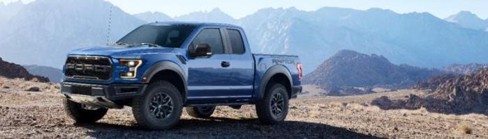 Ford F150 Raptor 3.5 ecoboost na avtoplin