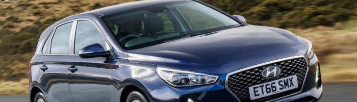Hyundai I30  1.0 T-GDI na avtoplin