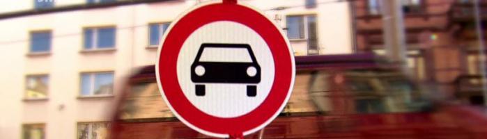 Prepoved vožnje dizelskih vozil skozi mesta (na avtoplin še vedno lahko).