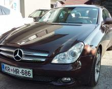 avtoplin Prins Mercedes CLS350