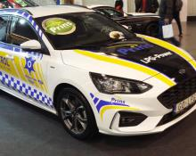 Poznan Motor Show in avto na plin