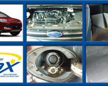 Ford Kuga 1.5 ecoboost na avtoplin