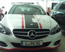 Mercedes CGI na avtoplin