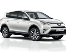 Toyota RAV4 hybrid na avtoplin