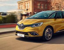 Renault Scenic 1.3 Tce na avtoplin