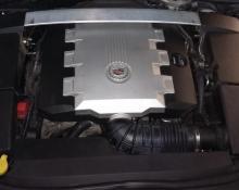 Cadillac CTS 3.6 DI na avtoplin