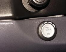 Dodge RAM VAN na avtoplin