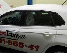 Taxi Niš na avtoplin