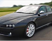 Alfa Romeo 159  1750 TBI na avtoplin