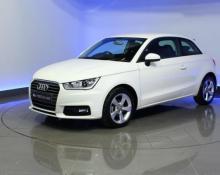 Audi TFSI na avtoplin