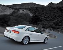 Audi A4 1.8 TFSI na avtoplin