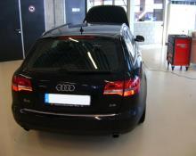 Audi A6 2.8 FSI - avtoplin
