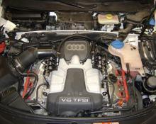 Audi A6 3.0 TFSI  - avtoplin