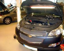 Chevrolet Traverse 3.5 DI - avtoplin