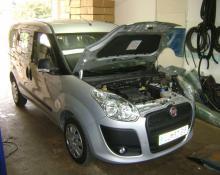 Fiat Doblo 1.4 na avtoplin