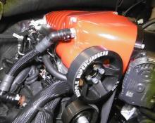Ford F150 Raptor na avtoplin