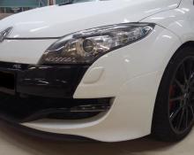 Renault Megane RS na avtoplin