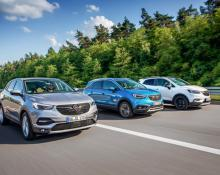 Opel 1.2 Turbo na avtoplin