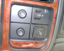 Chevrolet Tahoe na avtoplin